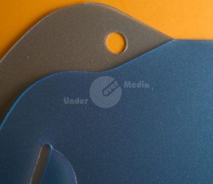 CD-DiscCase blau