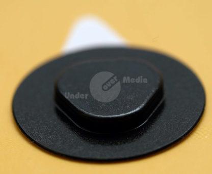 CD-SlimLine-Clip schwarz