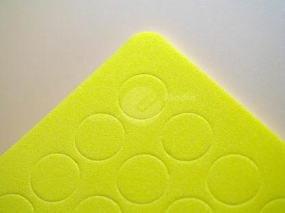 Mossgummipunkt gelb