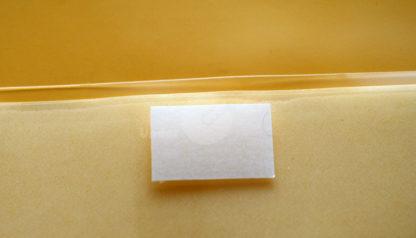 CD PP-Tasche wiederverschließbar
