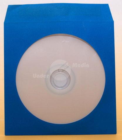 Papiertütchen blau