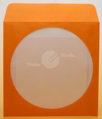 Papiertütchen orange